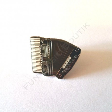 Pins accordéon miniature