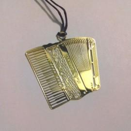 Marque page accordéon