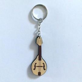 Porte clés mandoline