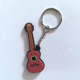 Porte clés ukulele.