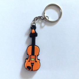 Porte clés violon.