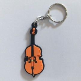 Porte clés violoncelle.