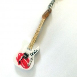 Porte clés guitare collection ACDC