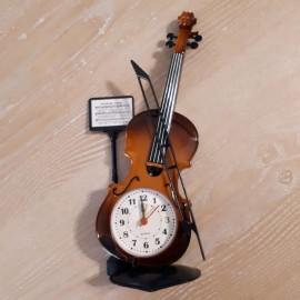 Montre forme violon