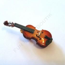 Pins violon miniature