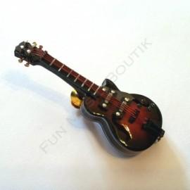 Pins guitare électrique miniature