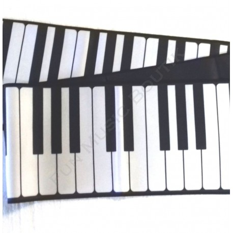 Couvre clavier piano