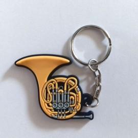 Porte clés cor d'harmonie