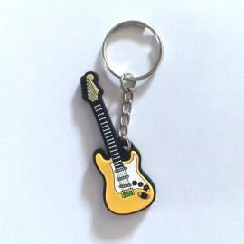 Porte clés guitare electrique
