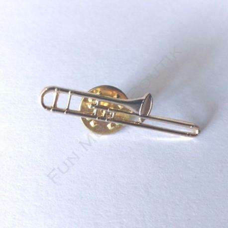 Pins Trombone miniature