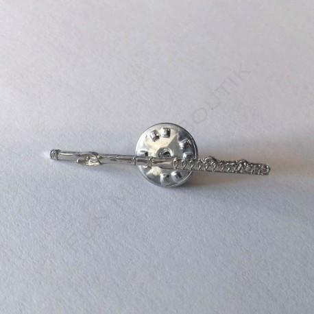 Pins Flûte traversière miniature