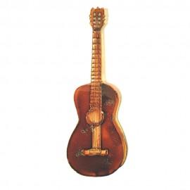 Guitare classique aimantée