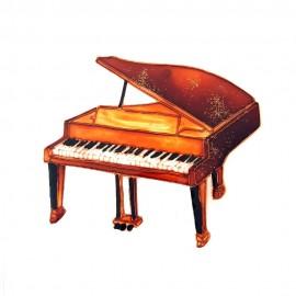 Piano classique fantaisie