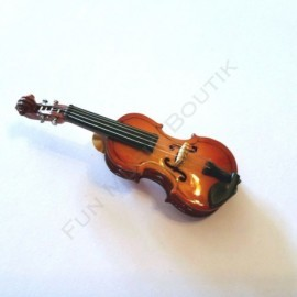 Pins violon miniature