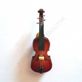 Pins violoncelle miniature