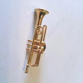Pins trompette miniature