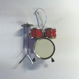Element de décoration batterie